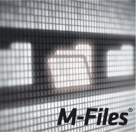 m-files web design