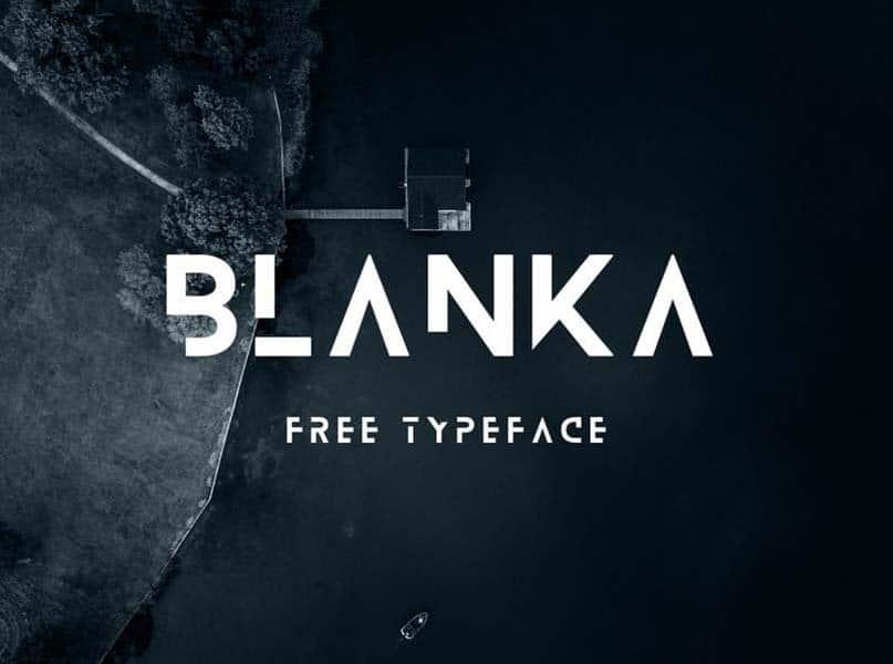 using creative fonts