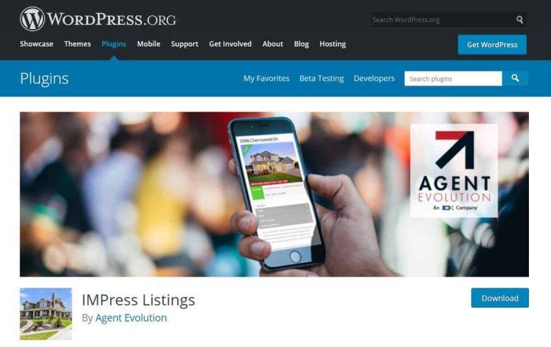 wordpress real estate plugins